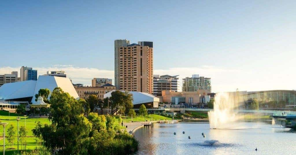Hotels Adelaide - InterContinental - South Australia Road Trips