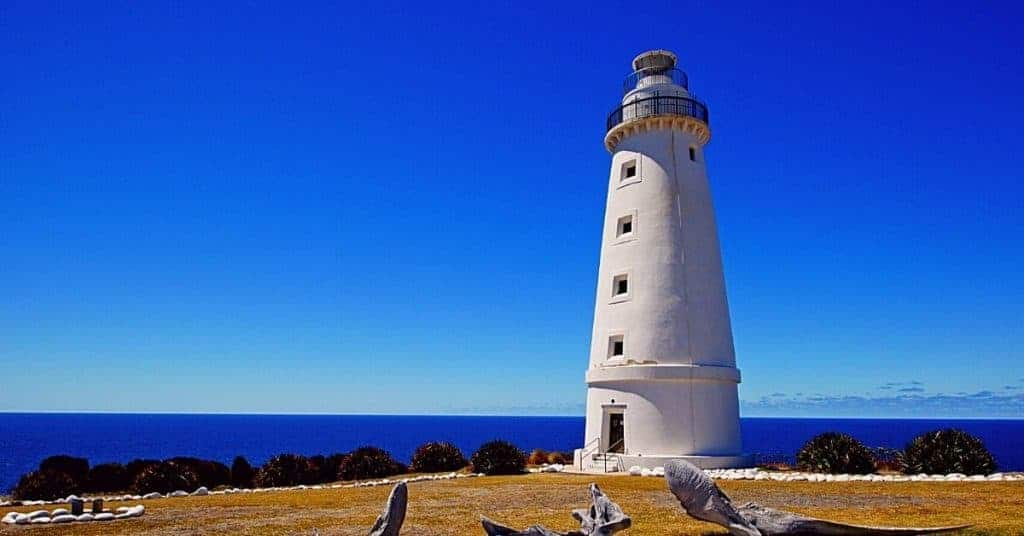 Cape Willoughby Lighthouse - Things To Do Kangaroo Island - South Australia Road Trips
