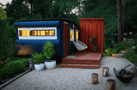 Cosy Caravan - Adelaide Hills Airbnb - South Australia Road Trips