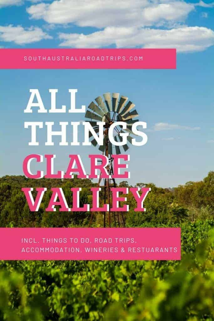 Things To Do In Clare Valley - South Australia Road Trips