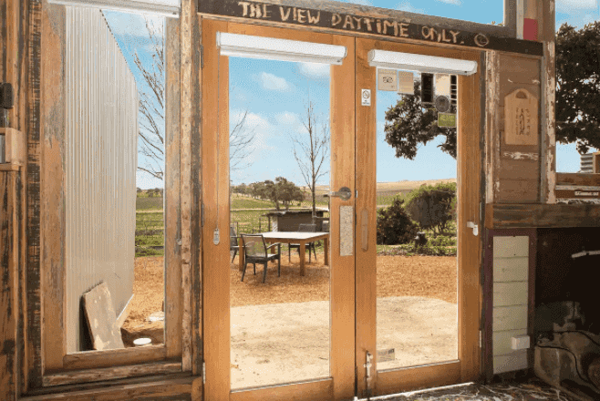 Bed in a Shed Too - Clare Valley Airbnb - South Australia Road Trips