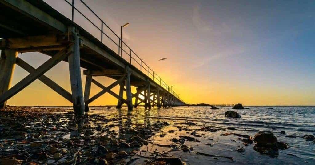 Moonta Jetty - Things To Do Yorke Peninsula - South Australia Road Trips