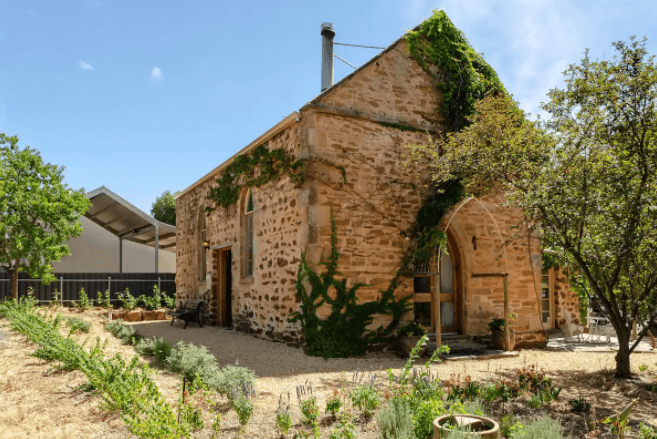 The Chapel - Airbnb Barossa Valley - South Australia Road Trips