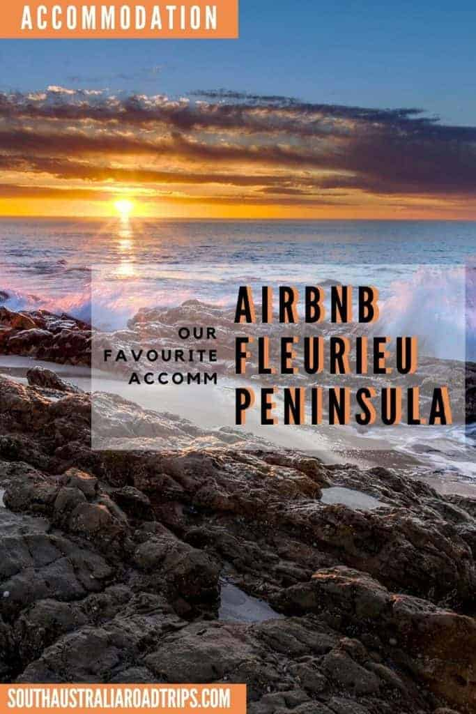 Airbnb Fleurieu Peninsula - South Australia Road Trips