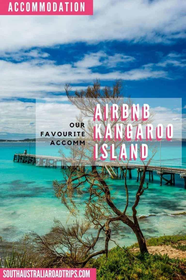 Airbnb Kangaroo Island - South Australia Road Trips
