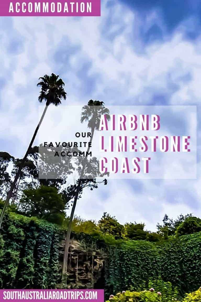 Airbnb Limestone Coast - South Australia Road Trips