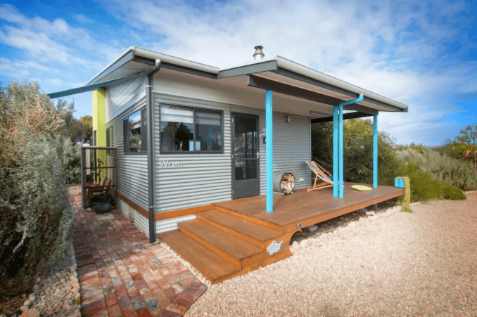 Coorong Cabins - Wren Cabin - Meningie Airbnb - South Australia Road Trips