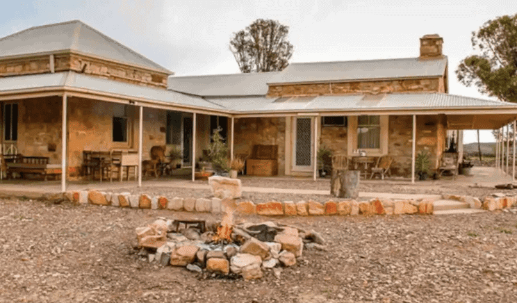 Mount Little Station - Airbnb Flinders Ranges Station Accommodation - South Australia Road Trips
