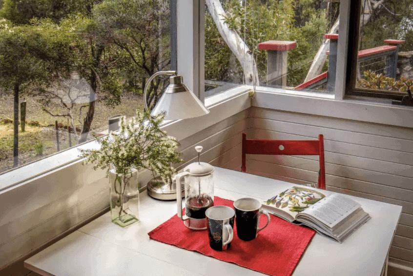 Serenity Cottage - Airbnb Vivonne Bay - South Australia Road Trips