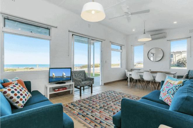 The Cool Beach Shack - Airbnb Fleurieu Peninsula - South Australia Road Trips
