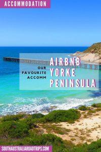 Airbnb Yorke Peninsula - South Australia Road Trips