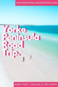 Yorke Peninsula Road Trip - South Australia Road Trips