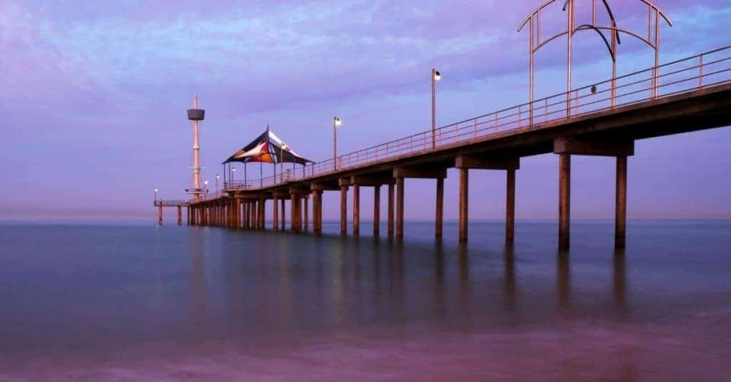 Brighton Jetty - Things To Do In Adelaide - South Australia Road Trips