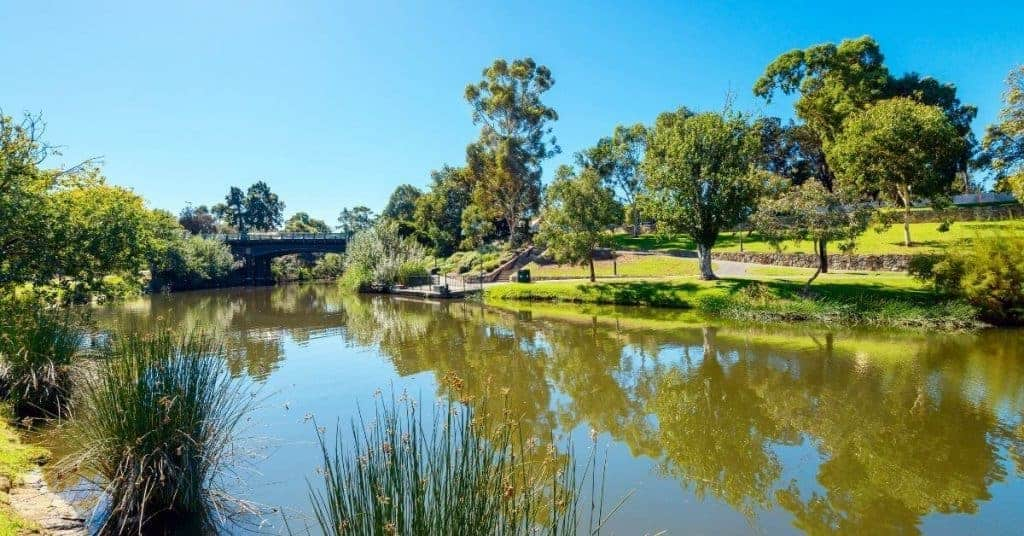 River Torrens - Things To Do In Adelaide - South Australia Road Trips