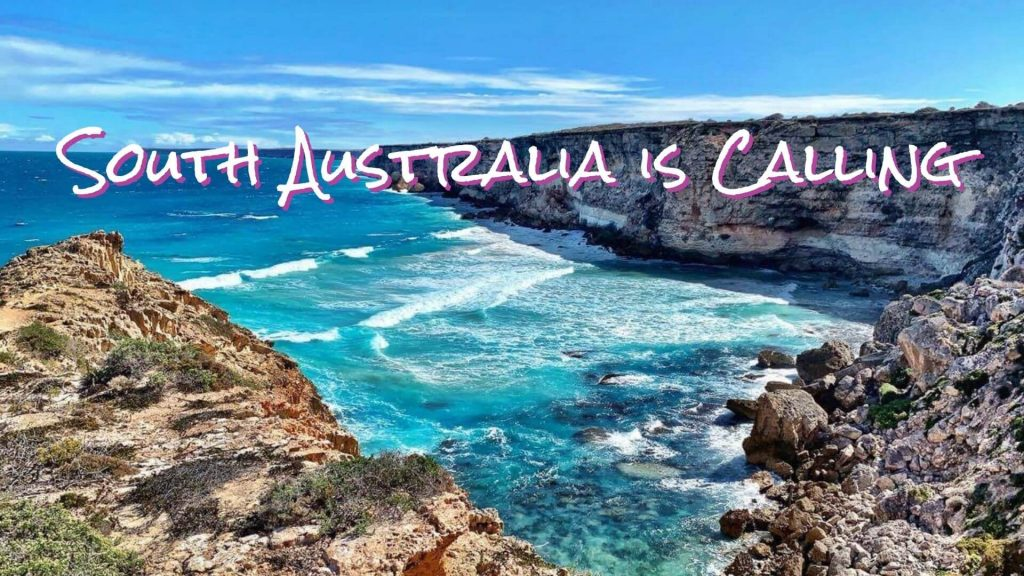 South Australia Road Trips - Home Page - Head of The Bight