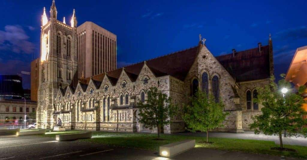 St Francis Xavier Cathedral - Things To Do In Adelaide - South Australia Road Trips