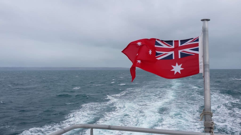 SeaLink Ferry - Ferry to Kangaroo Island - South Australia Road Trips