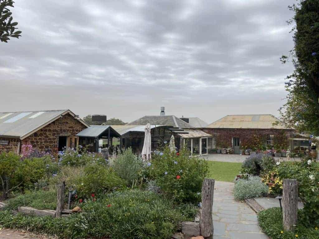 Coriole Cellar Door, McLaren Vale - Fleurieu Peninsula Wineries - South Australia Road Trips