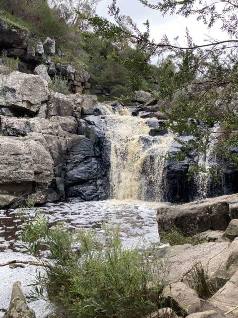 Deep Creek Waterfall - Fleurieu Peninsula Road Trip South Australia Road Trips