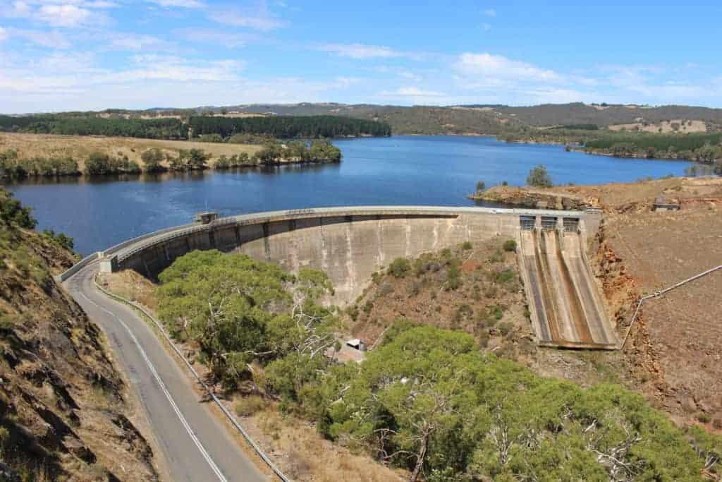 Myponga Reservoir - Fleurieu Peninsula Road Trip - South Australia Road Trips
